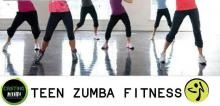 ZUMBA FITNESS ADOLESCENTS