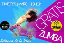 ZUMBA PARTY DIA INTERNACIONAL DE LA DONA