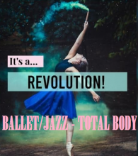 BALLET/JAZZ-TOTAL BODY
